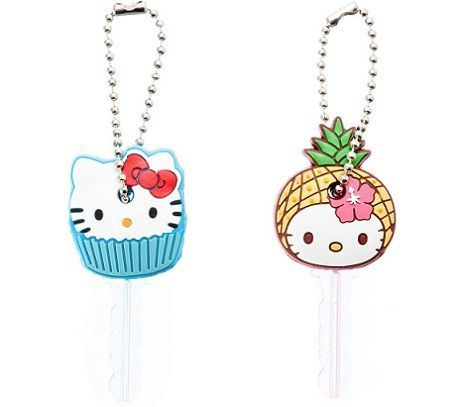 fundas llaves hello kitty