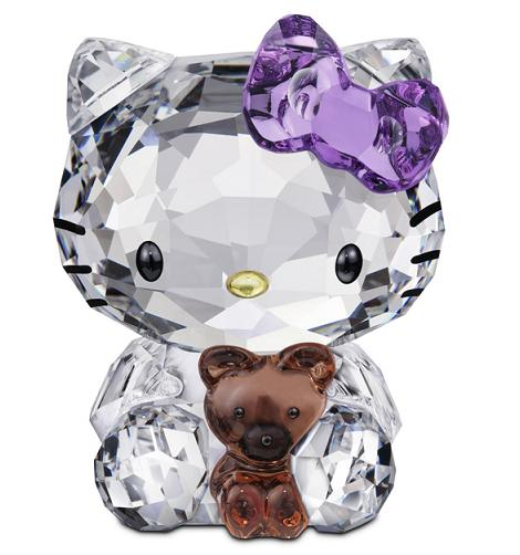 Hello Kitty de Swarovski  - Hello Kitty y Swarovski