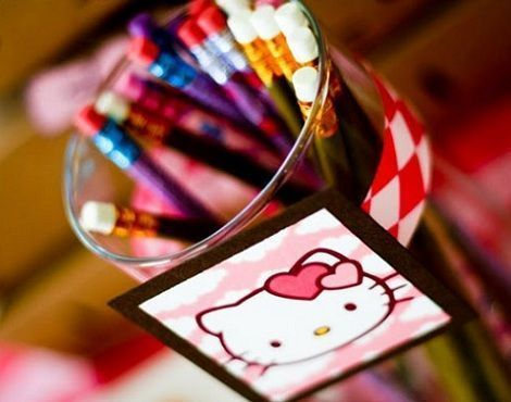 ideas fiesta hello kitty pinturas