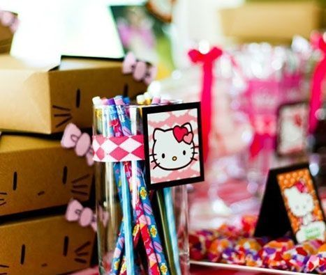 ideas fiesta hello kitty