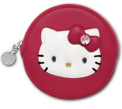 Monedero Hello Kitty de Swarovski