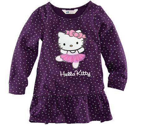 ropa hello kitty hm vestido