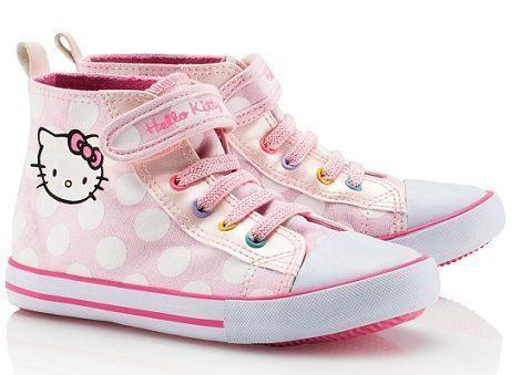 ropa hello kitty hm zapatillas  - Ropa de Hello Kitty de H&M