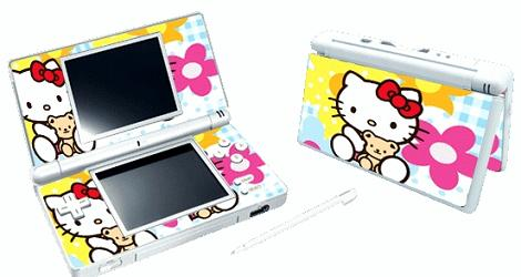 Hello Kitty Nintendo DS Lite