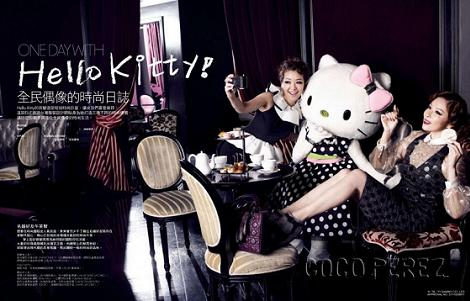 Hello Kitty revista
