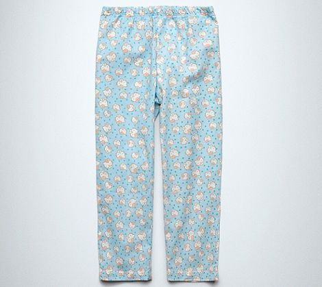 pijama hello kitty zara pantalon