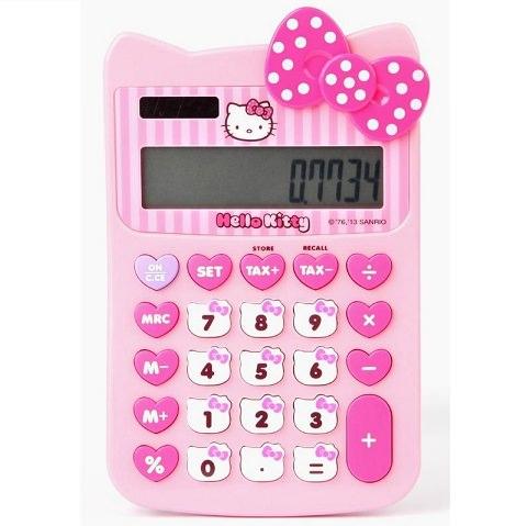 computadora para niña rosa  - Prepara la vuelta al cole con Hello Kitty