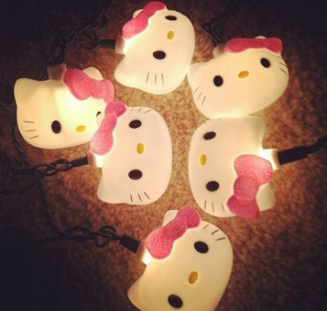 decoracion navidad hello kitty  - Decoración Navidad Hello Kitty