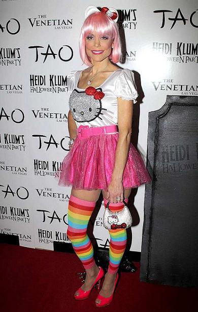 Disfraz Casero Hello Kitty