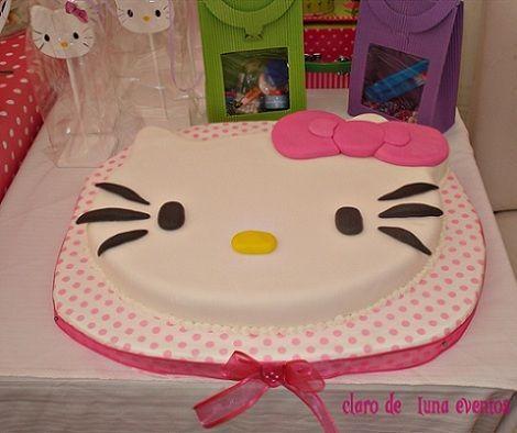 8 ideas cumpleaños hello kitty