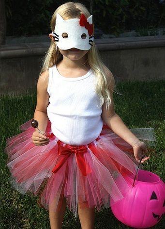disfraz de hello kitty para carnaval
