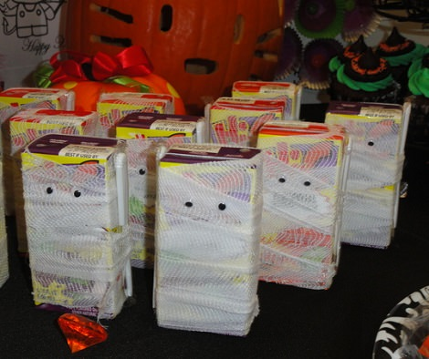 refrescos de halloween  - Celebra una fiesta de Hello Kitty en Halloween
