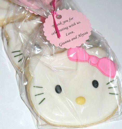 ideas para un baby shower de hello kitty