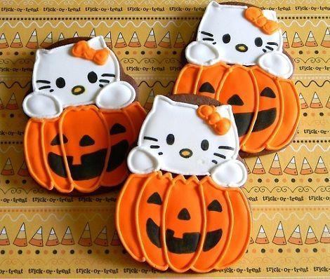 galletas de hello kitty decoradas