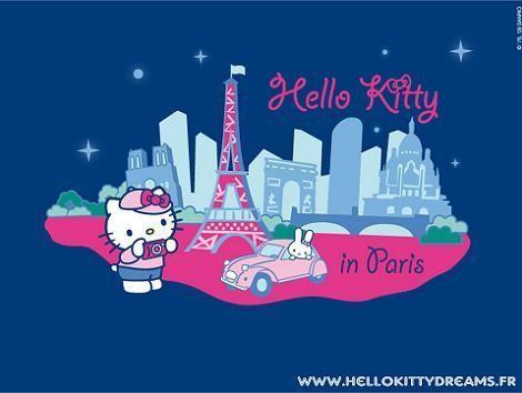 Hello Kitty de viaje