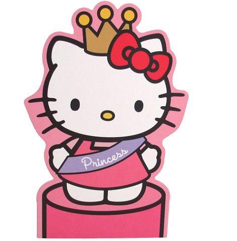 tarjetas de cumpleanos de hello kitty para imprimir gratis
