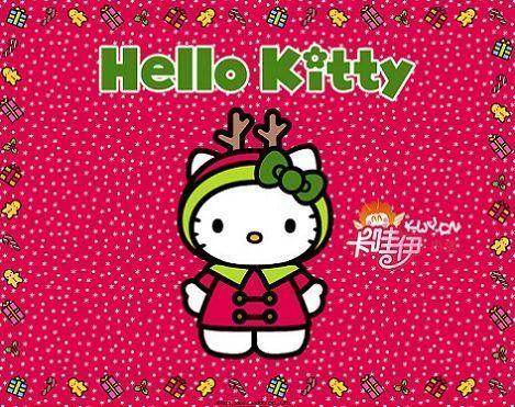 imagenes hello kitty navidad  - Imágenes Hello Kitty Navidad