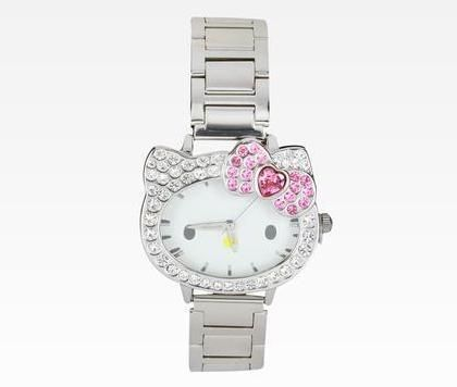 relojes de Hello Kitty