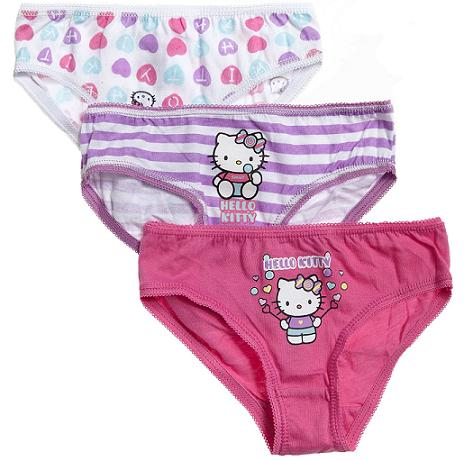 Braguitas de Hello Kitty  - Braguitas Hello Kitty
