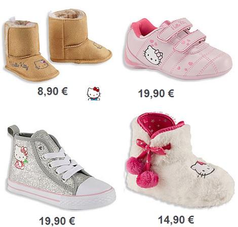 Ropa de C&A para niños con Hello Kitty