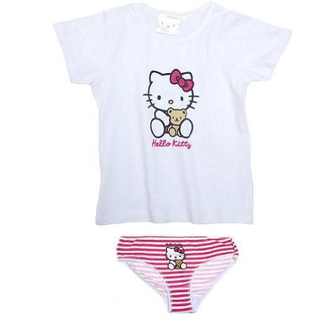 Ropa interior Hello Kitty  - Braguitas Hello Kitty
