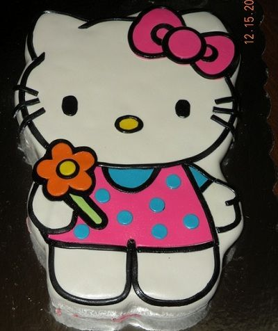 tartas de hello kitty originales