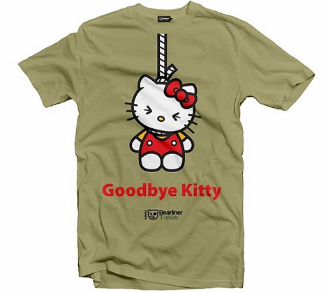 ¿Qué es goodbye Kitty?