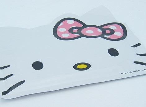 mascarilla de hello kitty para la cara con ácido hialurónico  - Mascarilla de Hello Kitty para estar guapa
