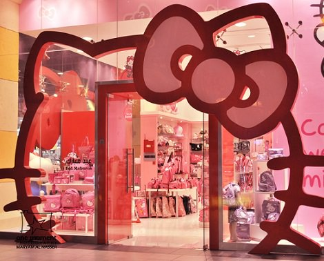 tienda de hello kitty  - Directorio de tiendas de Hello Kitty en Madrid