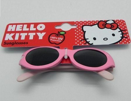 gafas kitty rosa