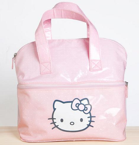 neceser hello kitty oysho