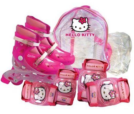 patines hello kitty linea kit