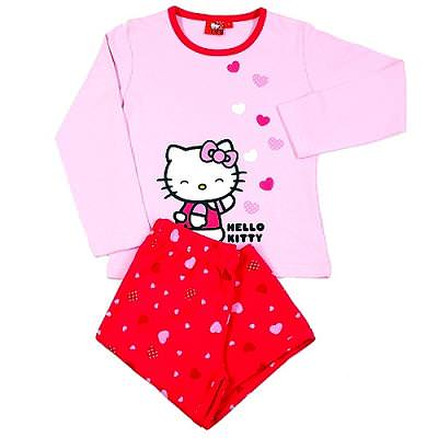 pijamas hello kitty