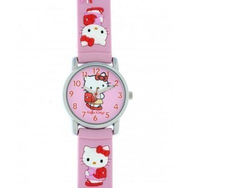 reloj kitty relieve