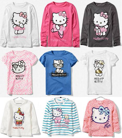 ropa hello kitty zara camisetas