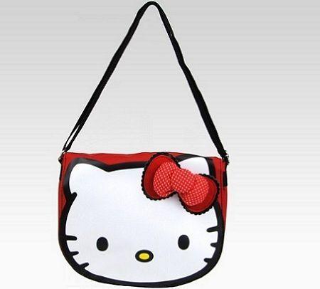 bolsos kitty cara