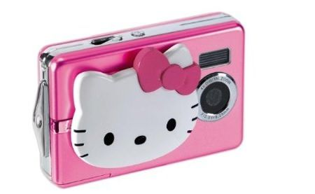 camara hello kitty digital muneca