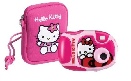 camara hello kitty funda