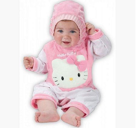 disfraz hello kitty bebe