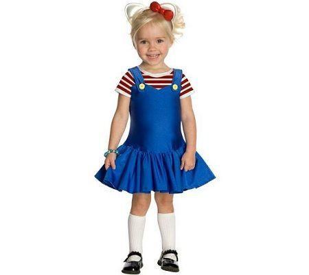 disfraz hello kitty vestido azul