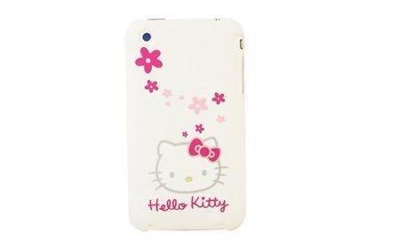 funda kitty iphone trasera