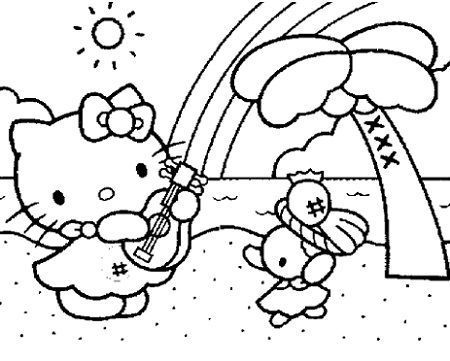 crayola coloring pages summer printable - photo#24