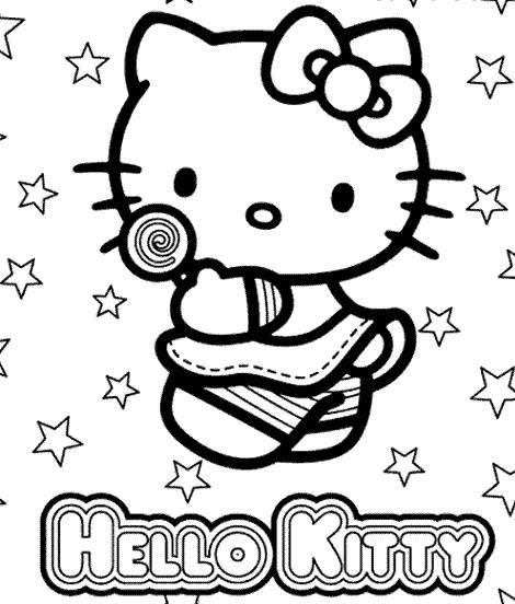 imprimir hello kitty