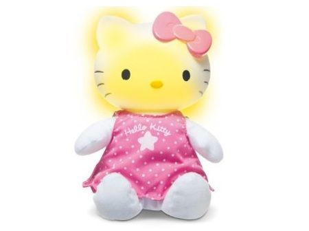 peluches hello kitty luz