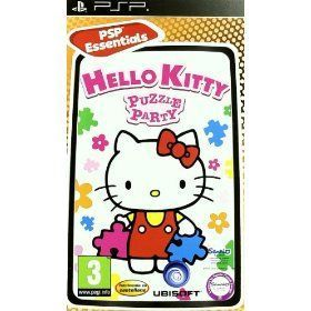 puzzle hello kitty videojuego