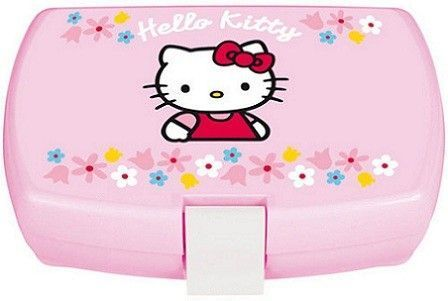 sandwichera hello kitty lisa