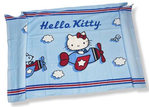 toalla playa hello kitty