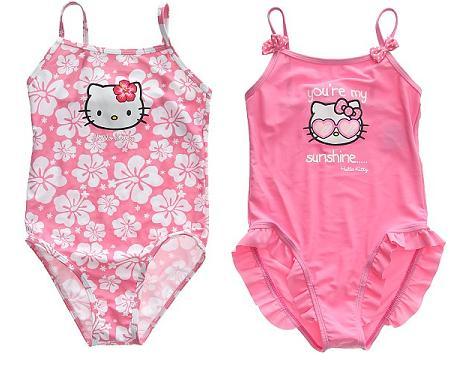 bañadores hello kitty niña
