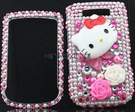 blackberry hello kitty 3d