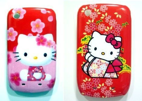 blackberry hello kitty goma originales
